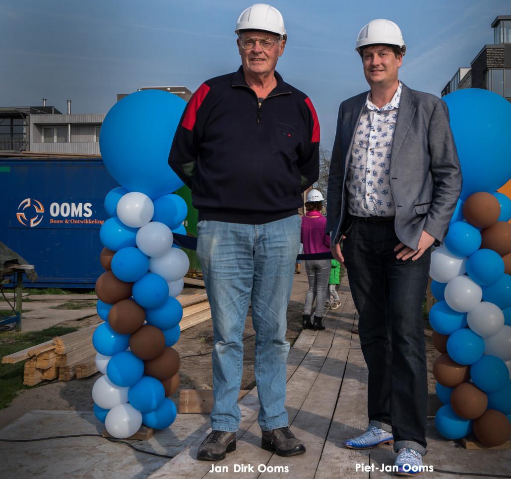 Jan Dirk Ooms & Piet Jan Ooms - Ooms Bouw & Ontwikkeling