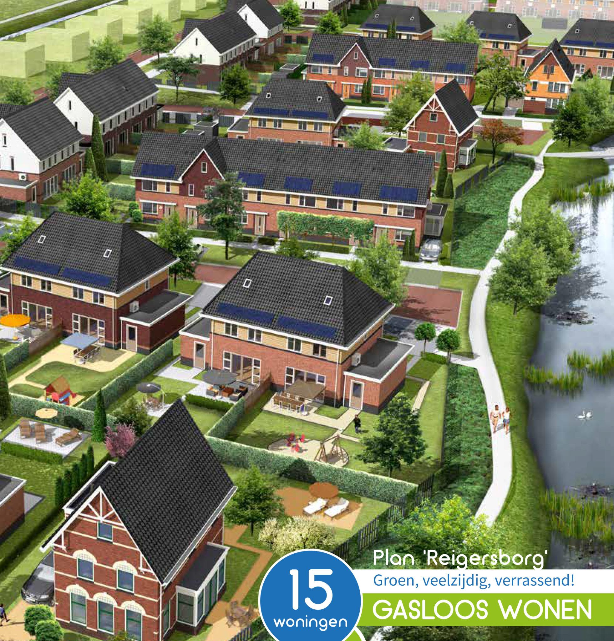 Ooms - 15 Woningen Hoogkarspel / Reigersborg