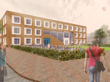 Ooms - Schoolgebouw IKC Roggeplein / Zaandam