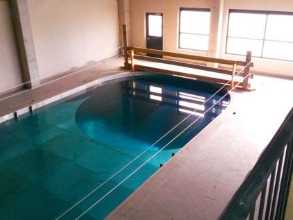 Ooms - Bassin Duiktoren Gevuld Met 375.000 Liter Water!