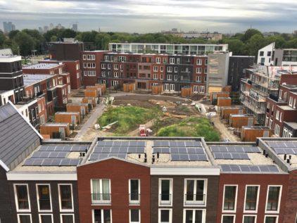 Ooms - Project 'Hortus' Te Utrecht Nadert Eindfase