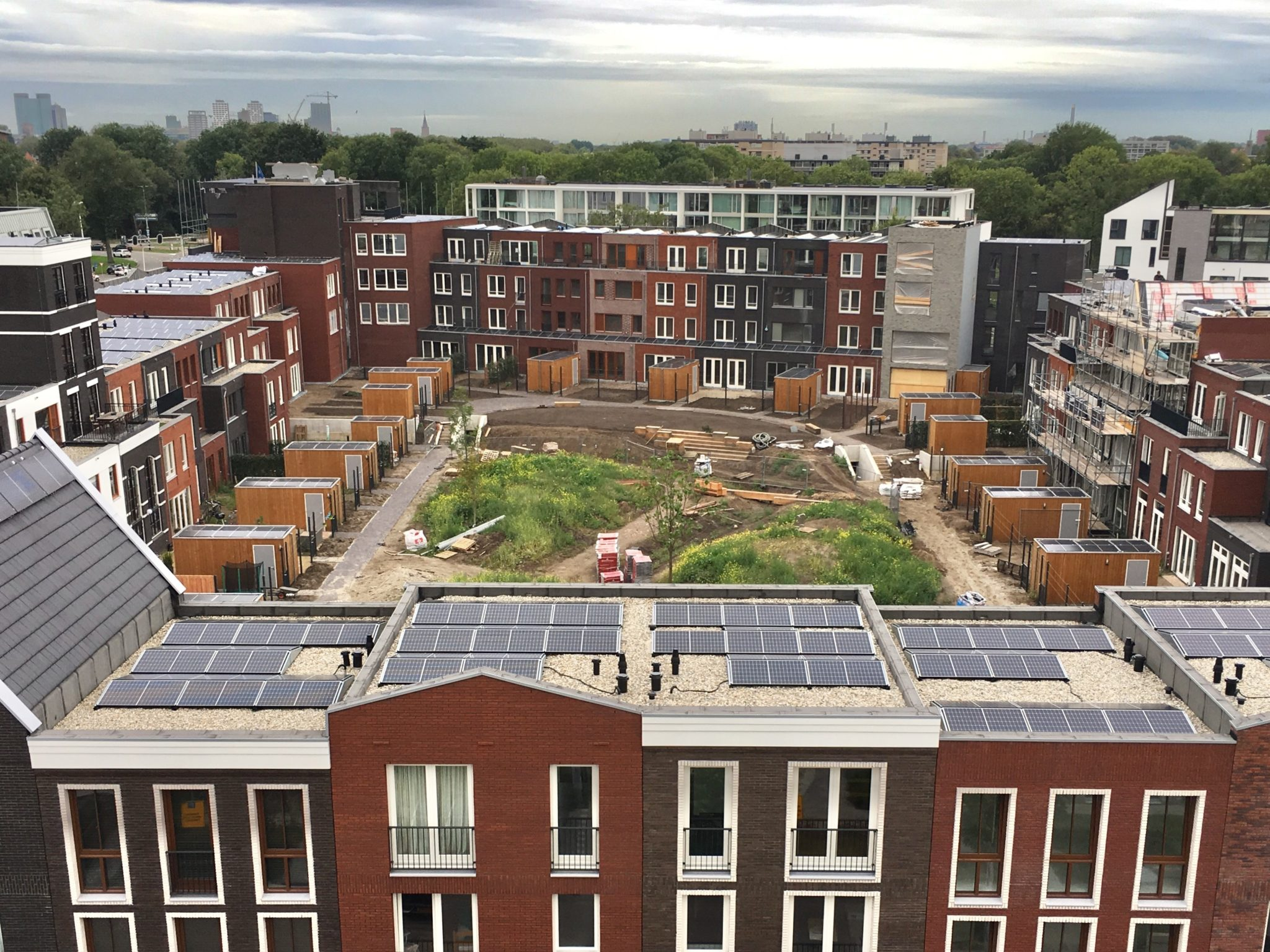 Project 'Hortus' Te Utrecht Nadert Eindfase