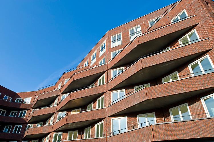 Ooms - Appartementencomplex De Wending