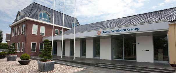 Ooms - Hoofdkantoor Ooms Avenhorn Groep