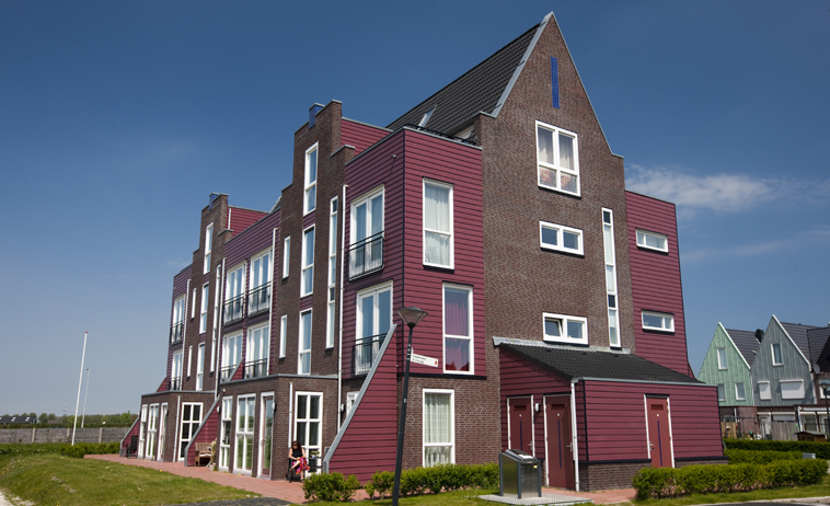 Ooms - Appartementencomplex Big Barn, Hoorn