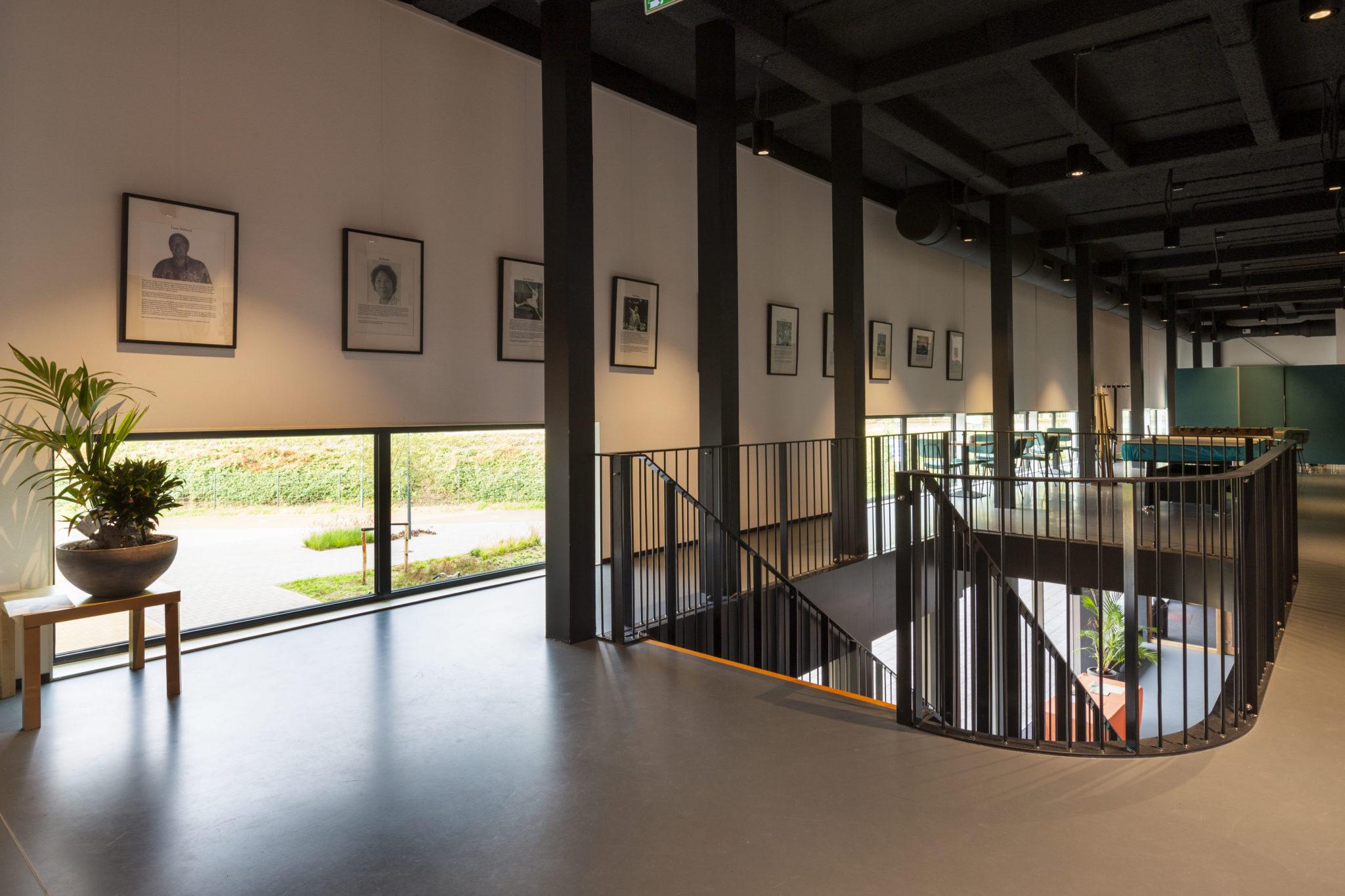 Ooms - Sporthal Duinwijck Te Haarlem