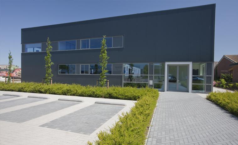 Ooms - Kantoor En Bedrijfshal Dintex