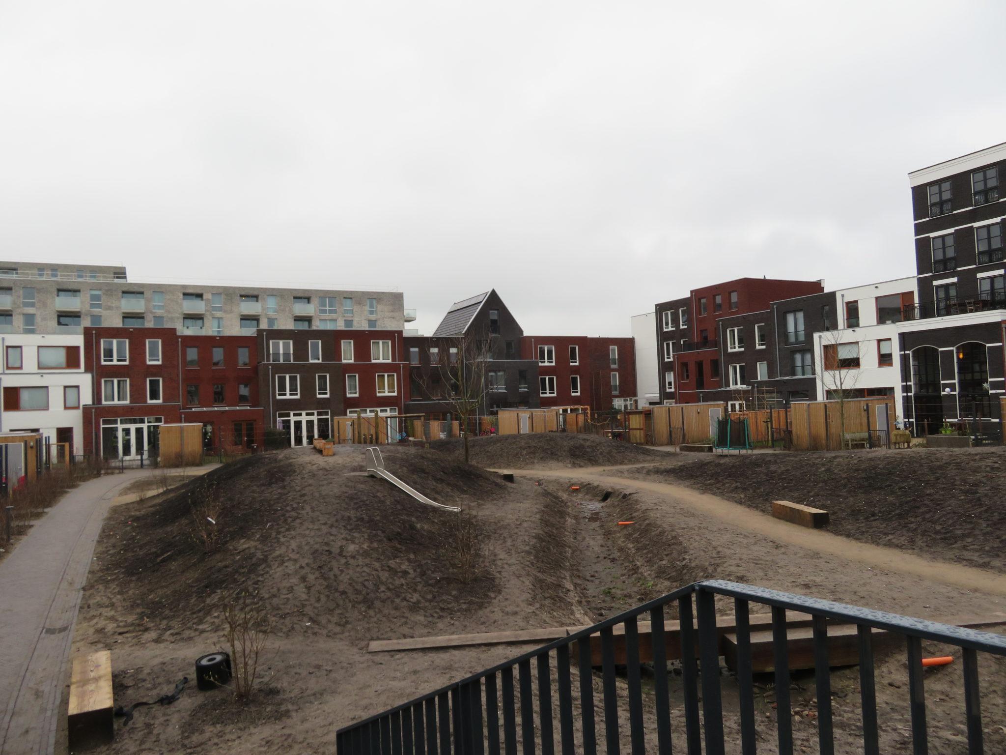 Project Hortus Utrecht Nadert Eindfase