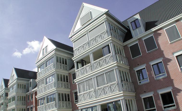 Ooms - Appartementgebouwen Aan De Karperkuilhaven, Hoorn