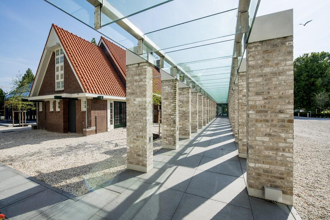 Ooms - Nieuwbouw Crematorium Noorderbegraafplaats