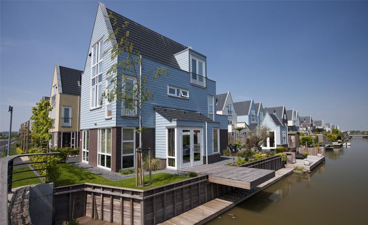 Ooms - Woningbouw Vredemaker En Dijkgraaf, Hoorn
