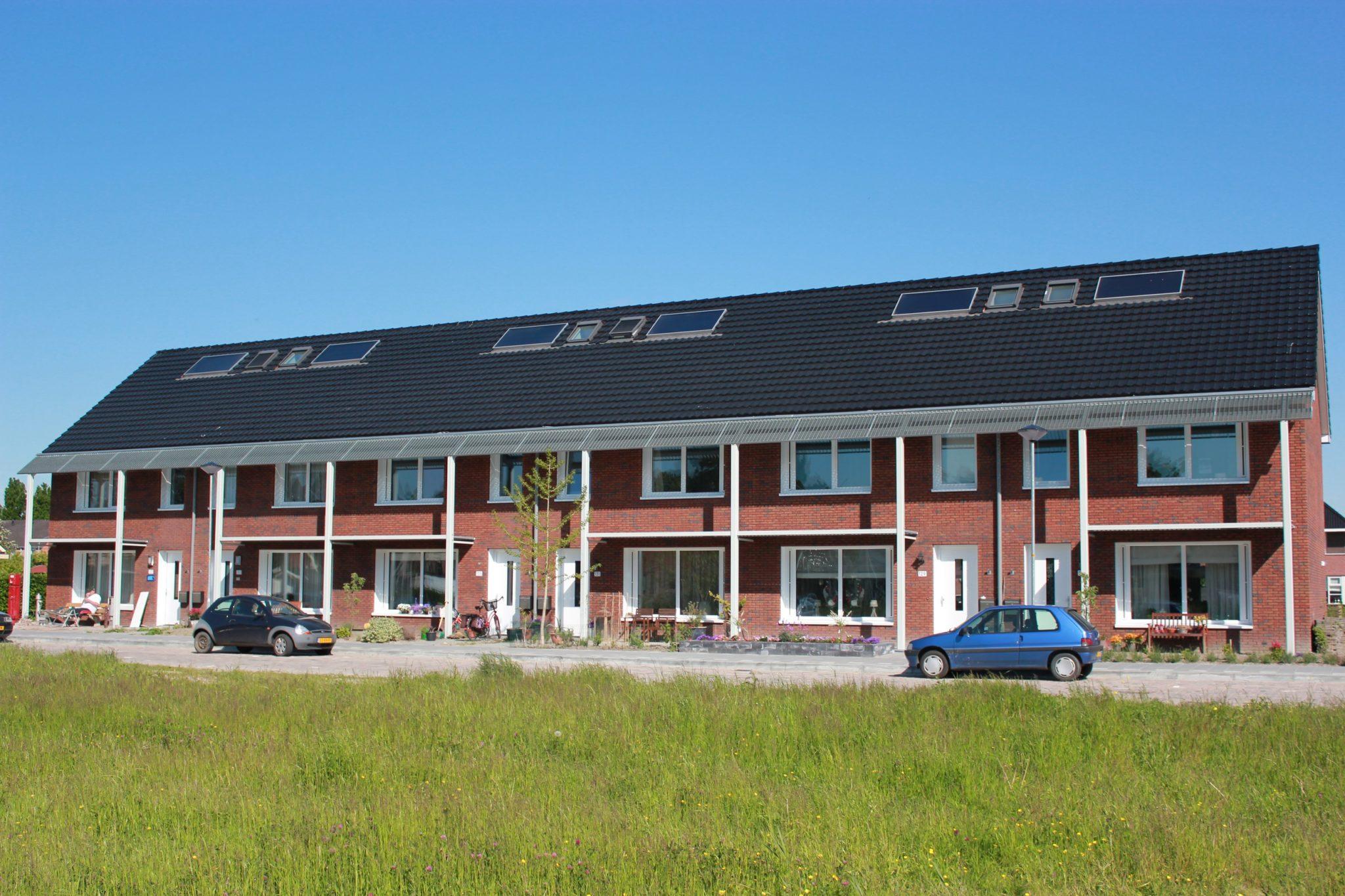 Ooms - 6 Passiefwoningen Westwoud