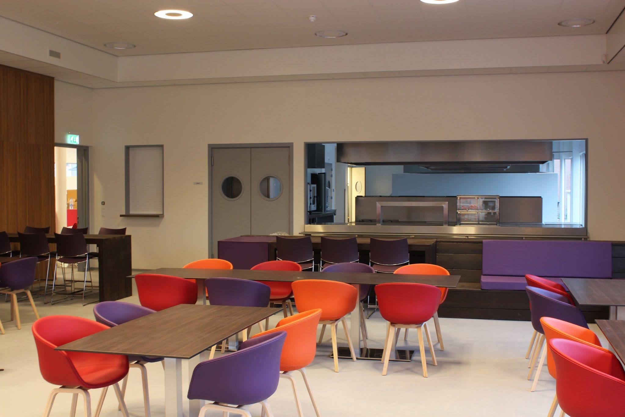 Ooms - Nieuwbouw Futura College Te Woerden