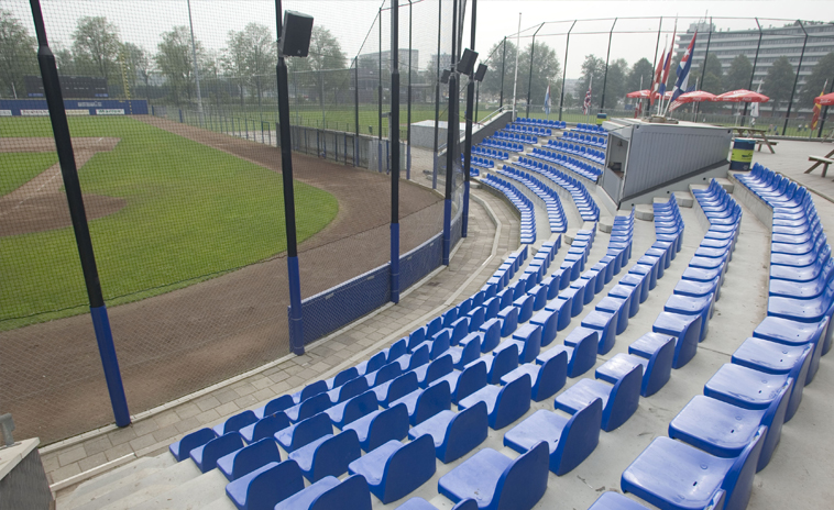 Ooms - Sportcomplex Amsterdam Pirates