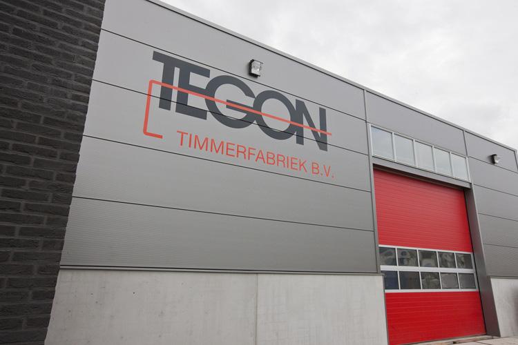 Ooms - Tegon Timmerfabriek
