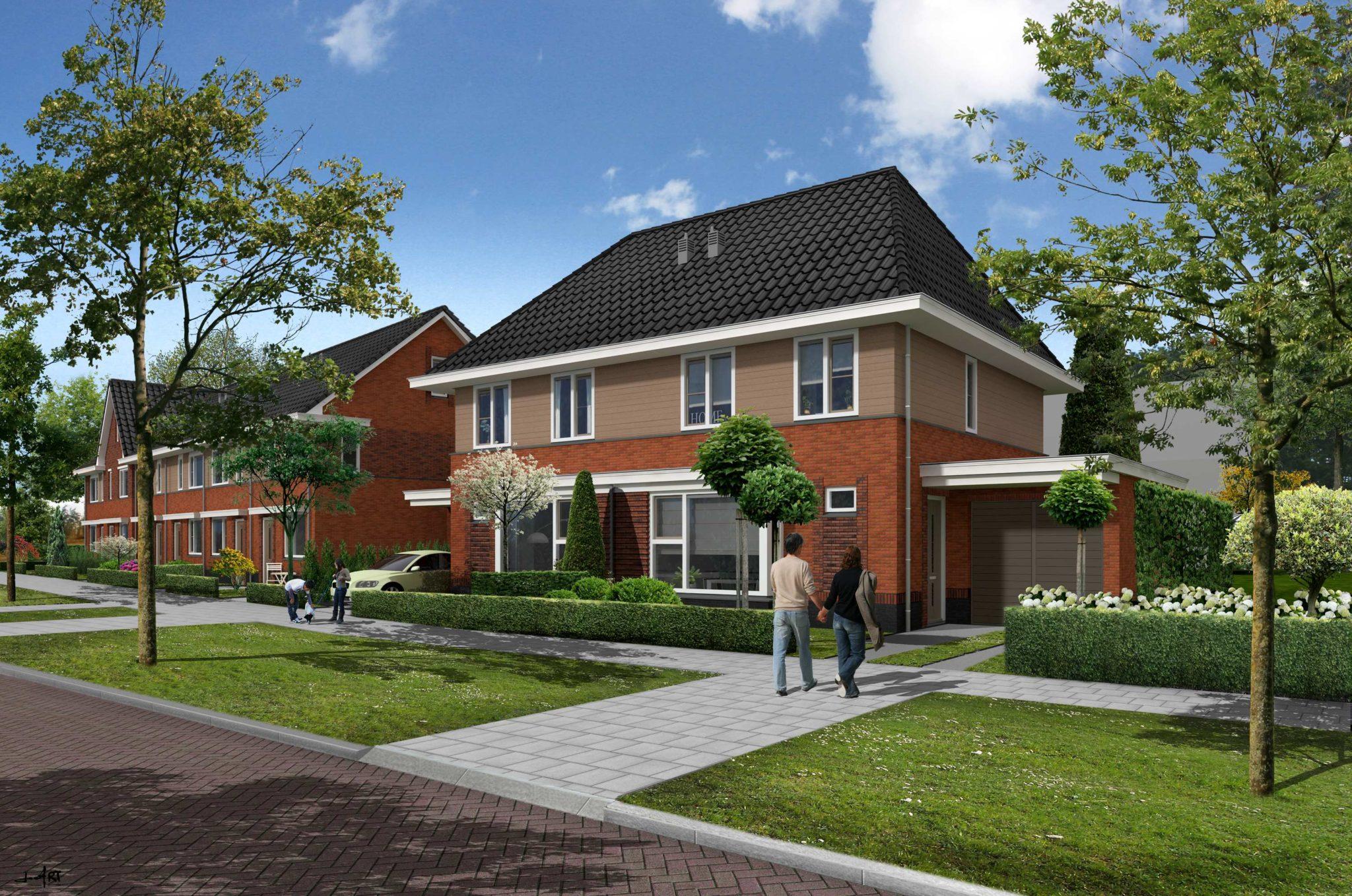 Ooms - Woningen Hoogkarspel / Reigersborg
