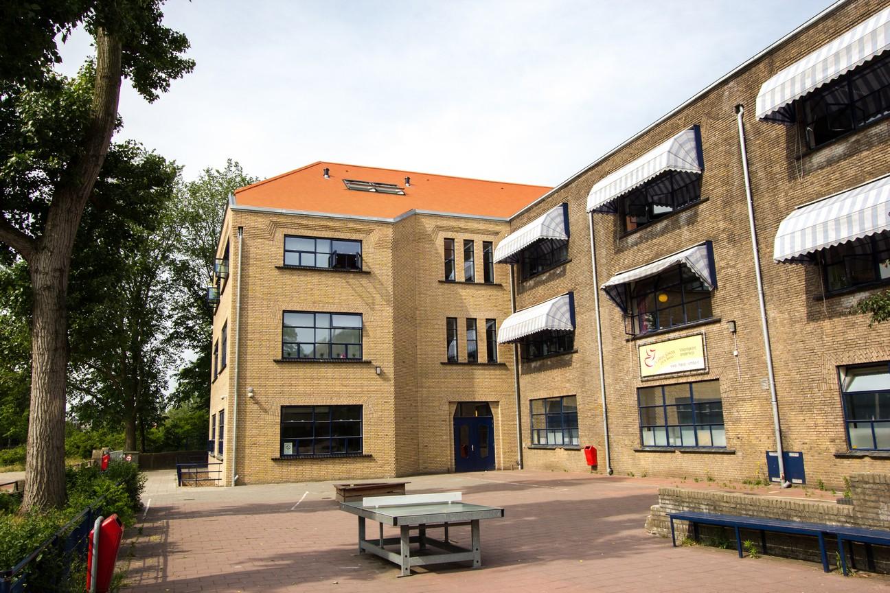 Ooms - Uitbreiding Schoolgebouw Waalsdorperweg