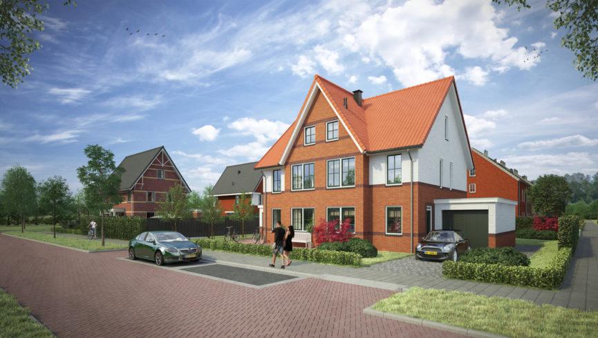 Ooms - 34 Woningen De Goorn / Buitenplaats