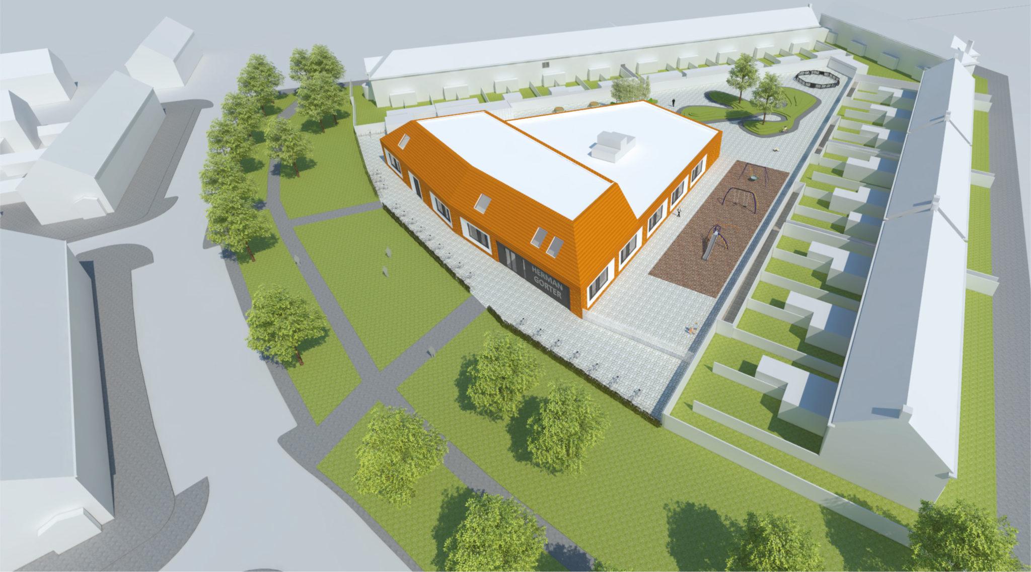 Ooms - Schoolgebouw OBS Herman Gorter / Zaandam