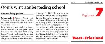 scholen krant
