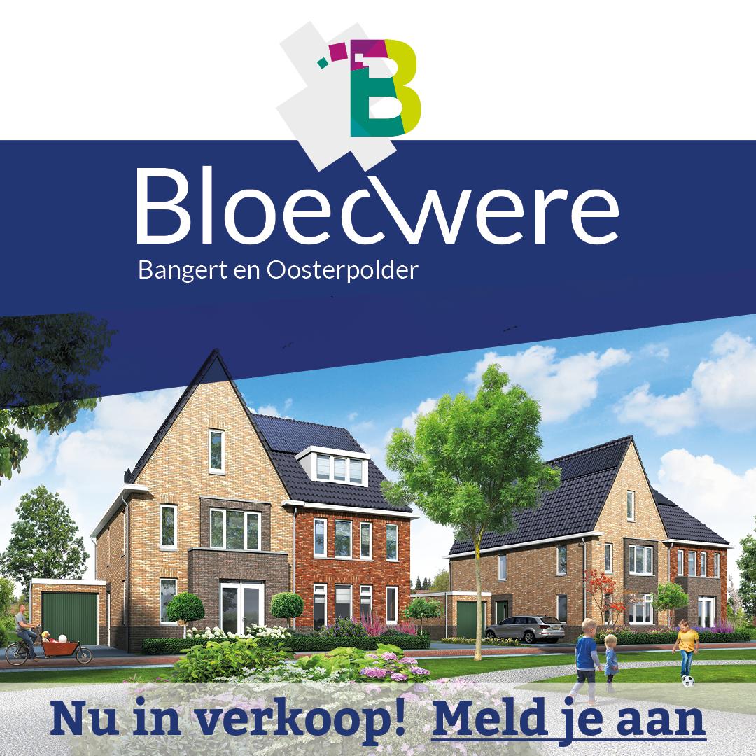 Verkoop Project 'Bloecwere' Gestart!