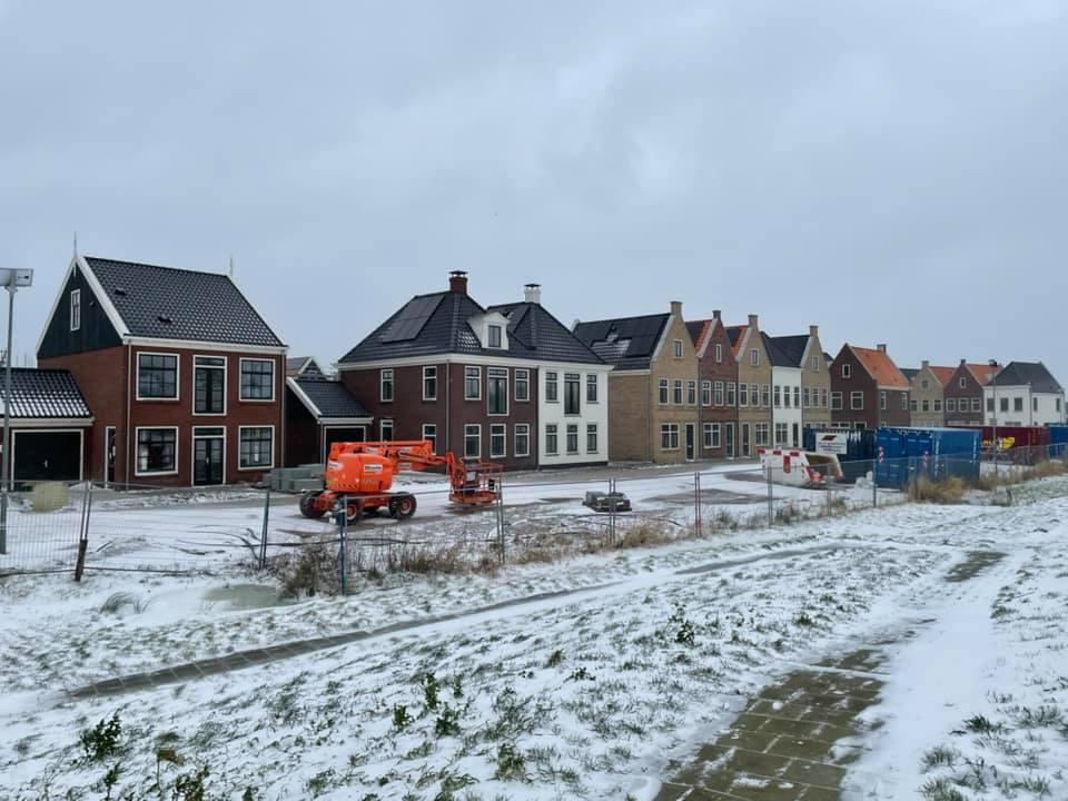 Project 'De Pauw' In De Rijp
