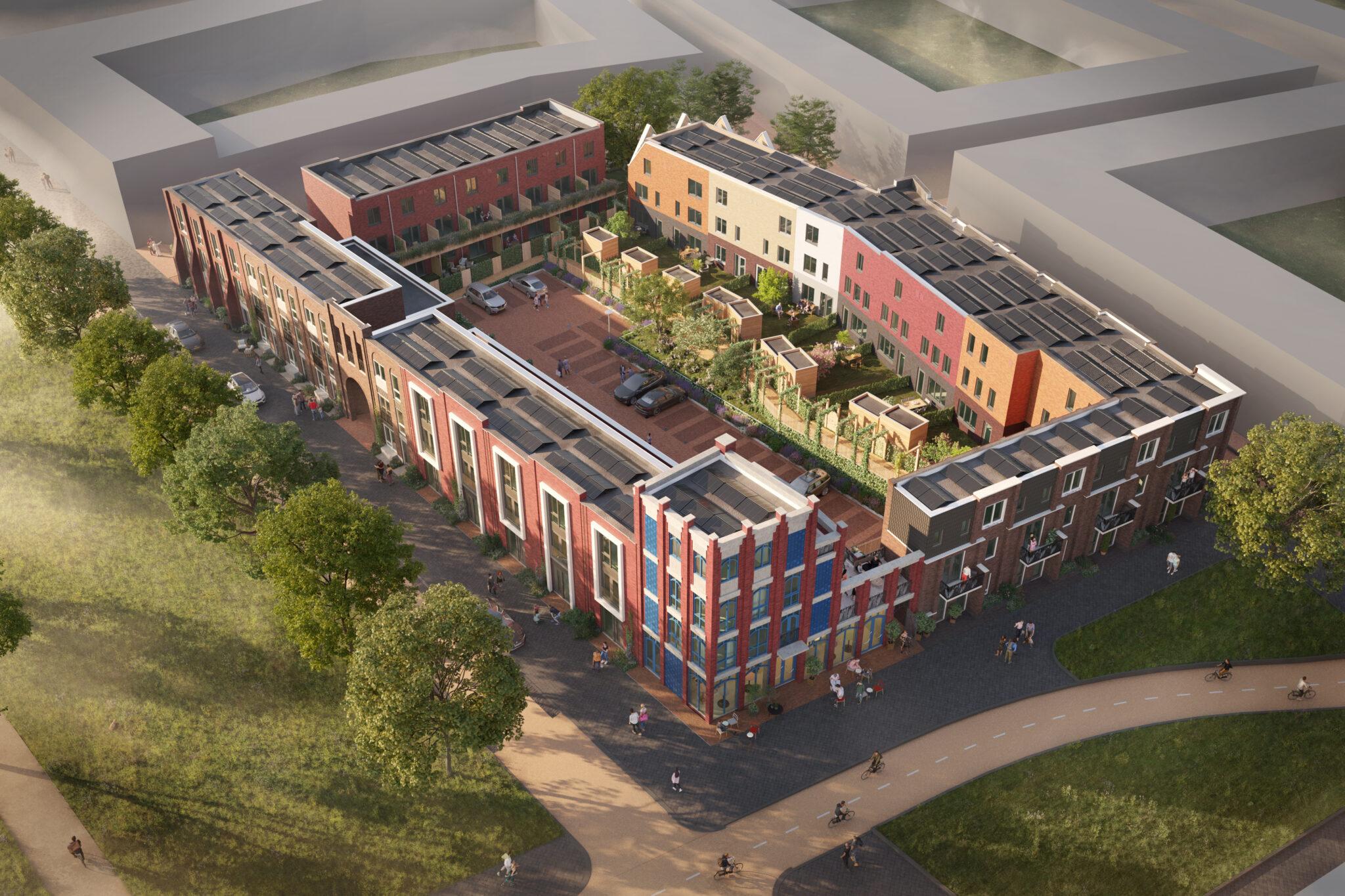 De Start Verkoop Van Project Lindehof Is Een Feit!