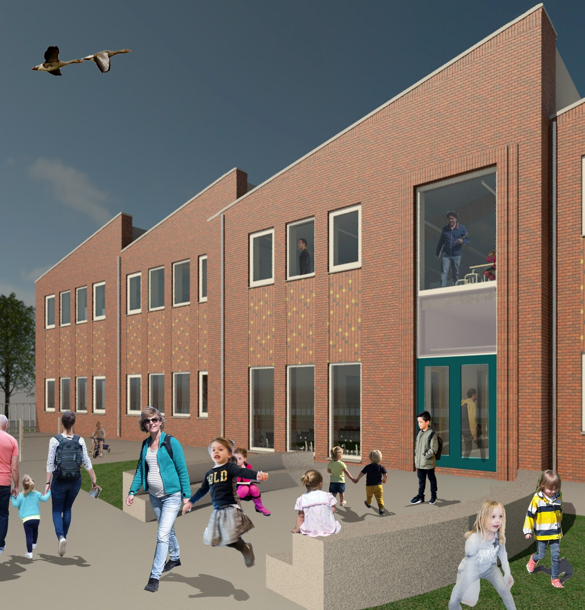Ooms Wint Prijsvraag IKC Basisschool De Toermalijn!