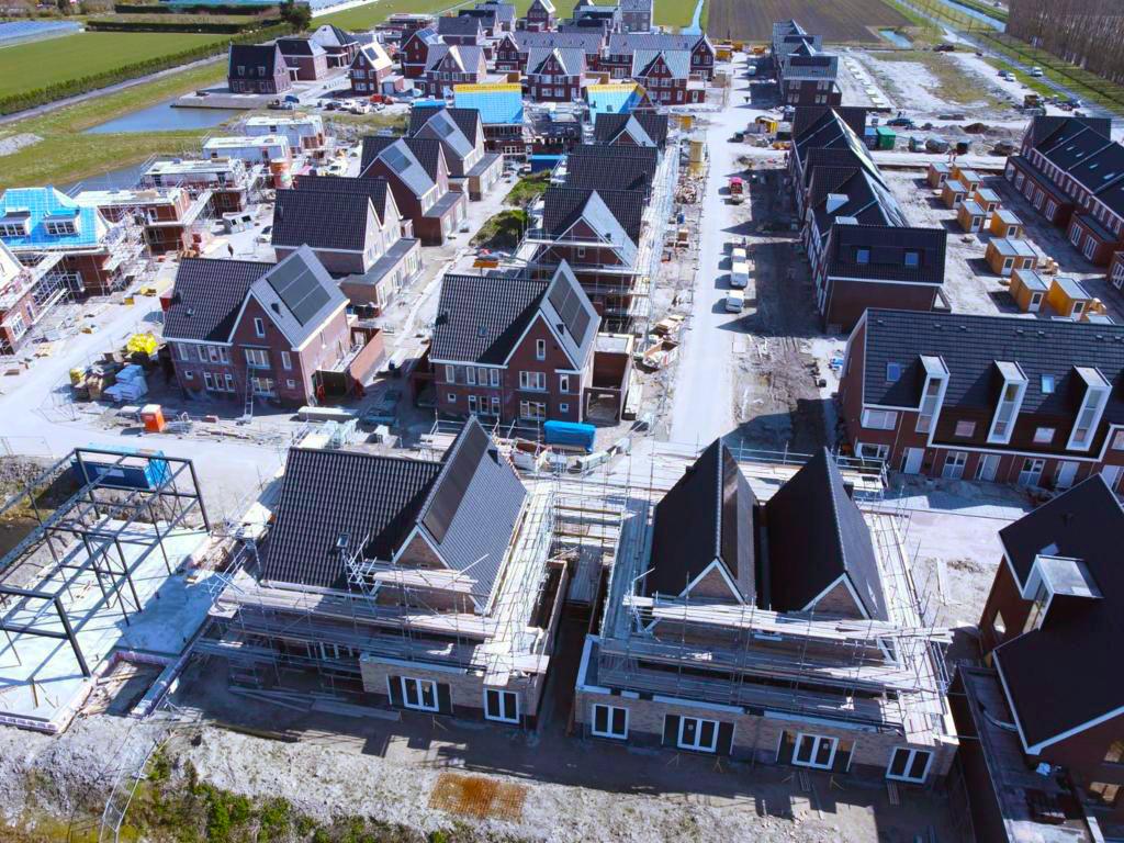 Vlieg Met Ons Mee Over Project Mooiland