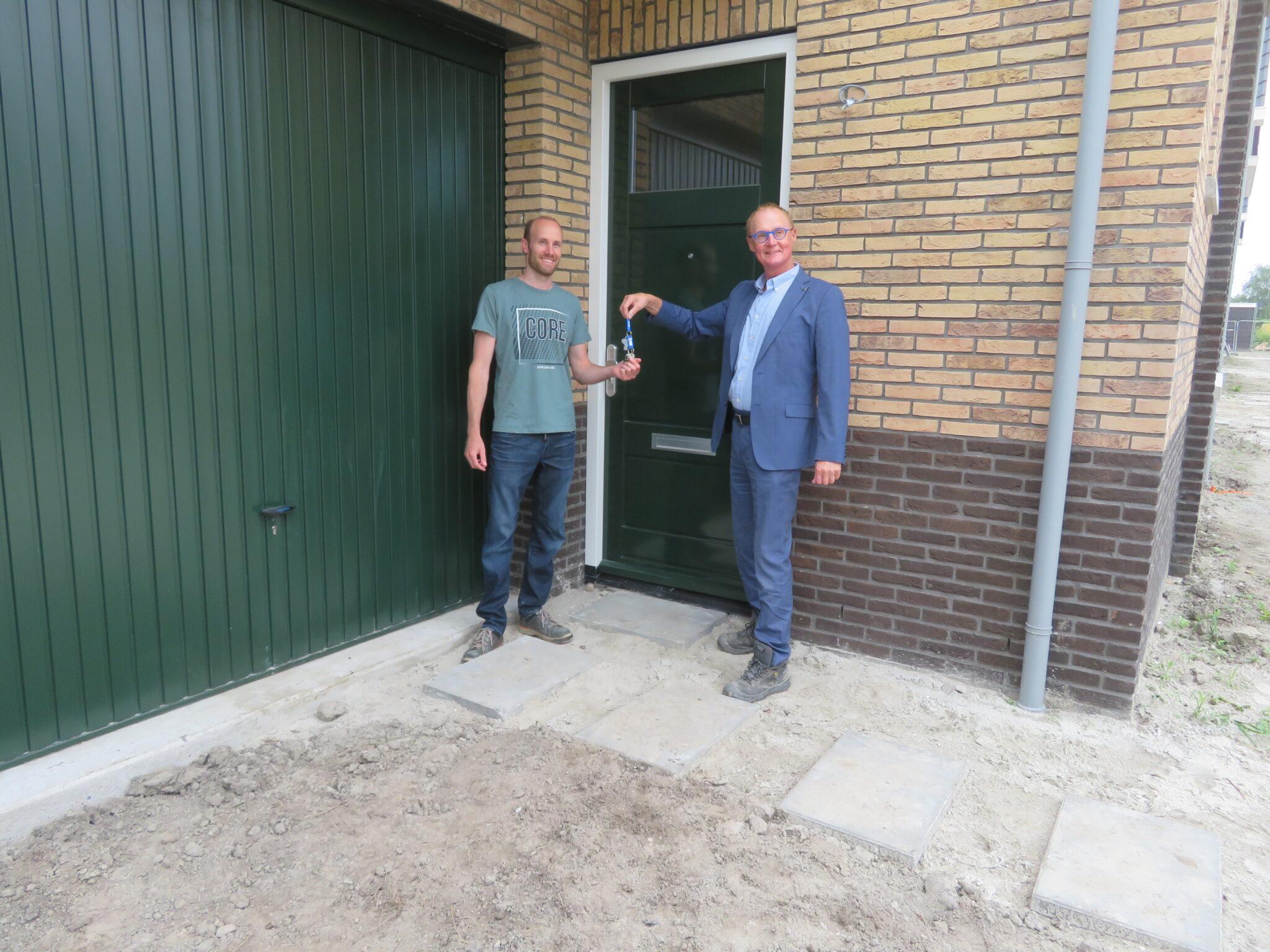 Eerste Woning Project Mooiland Opgeleverd!