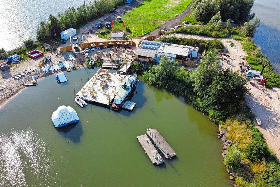 Nieuwe Ontwikkelingen Op Ons Schitterende Terrein 'Marina Kaap Hoorn'